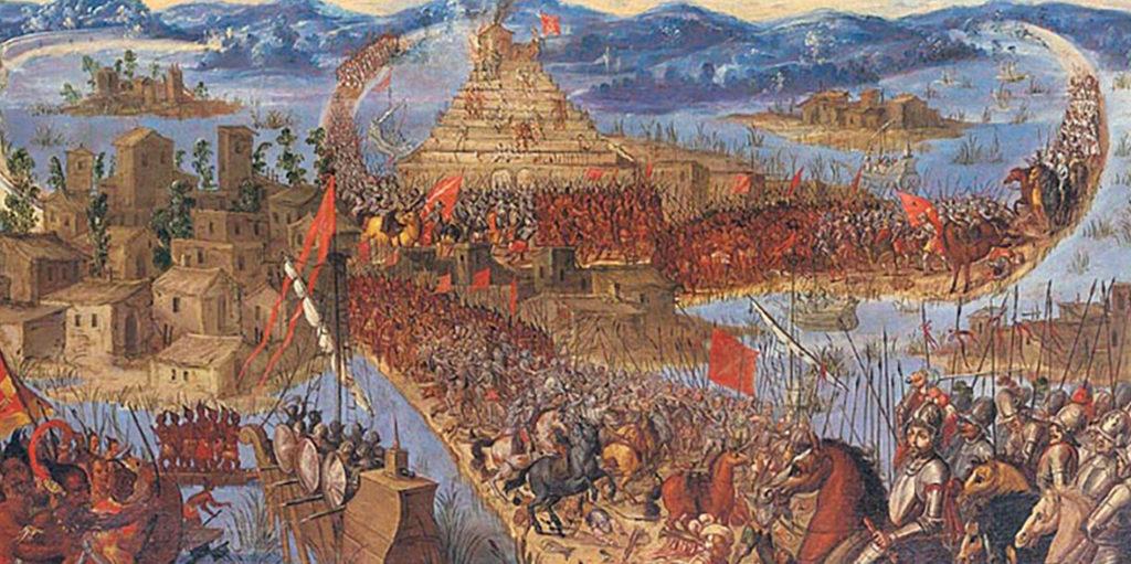 The Conquest of Tenochtitlàn