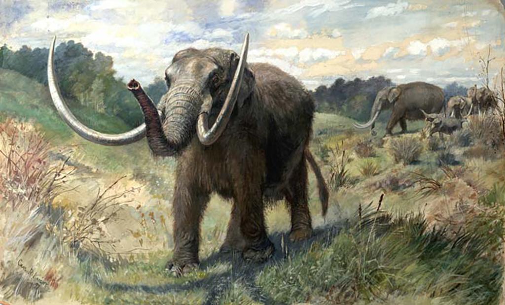 Mastodons