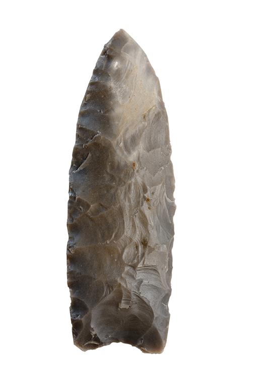 Clovis fluted point