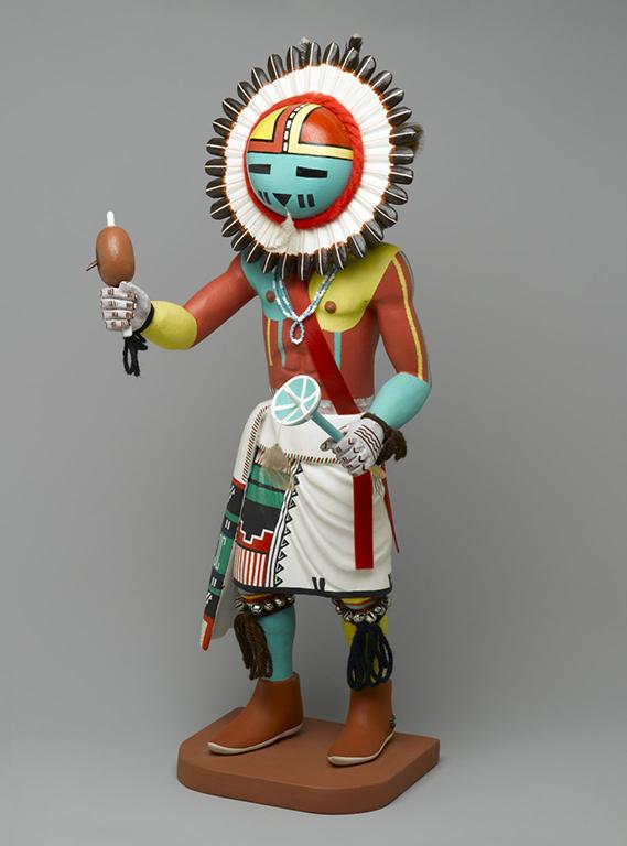 Kachina figurine