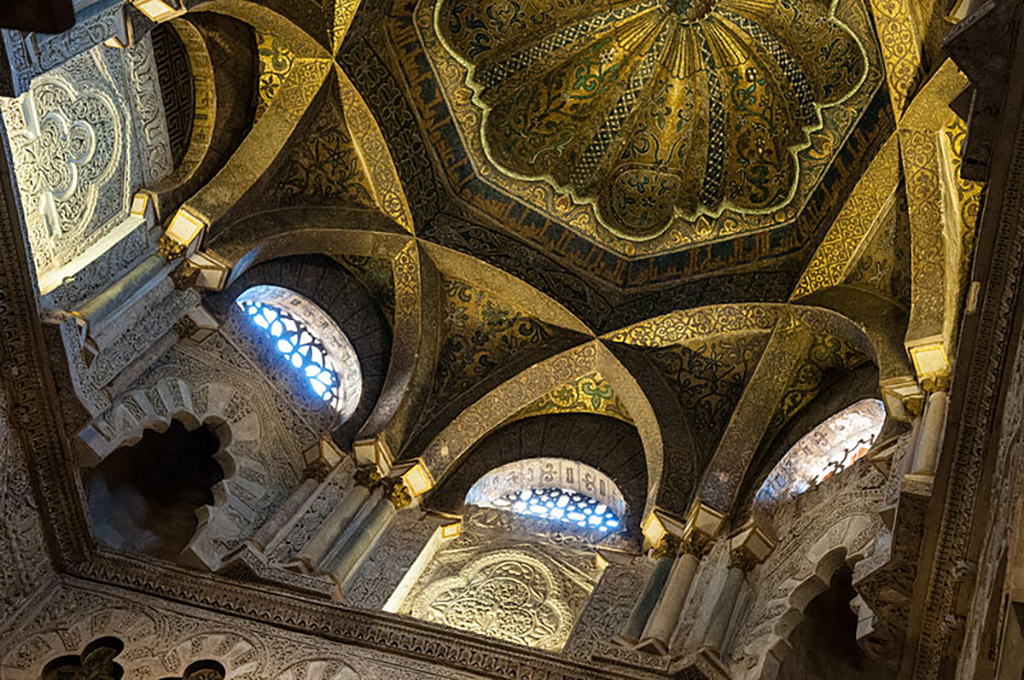 Mosque of Córdoba interior