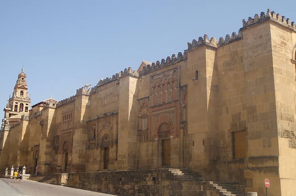Mosque of Córdoba exterior