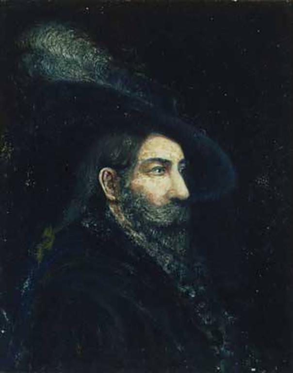 Governor Juan Bautista de Anza