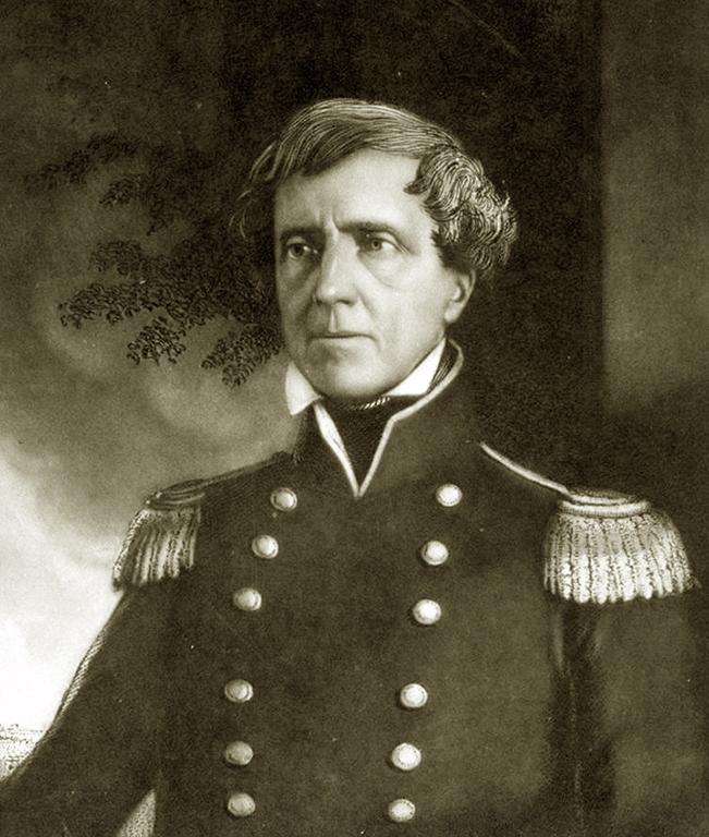 Brigadier General Stephen Watts Kearny
