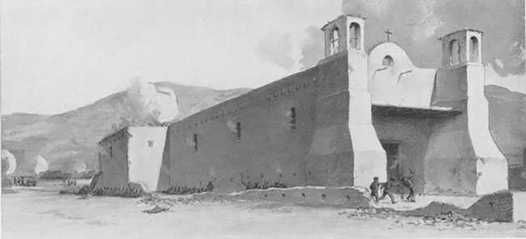 The Battle of Taos