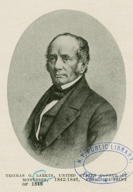 Thomas Oliver Larkin