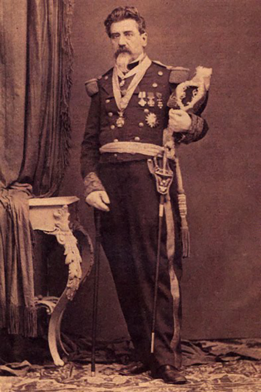 General Pedro de Ampudia