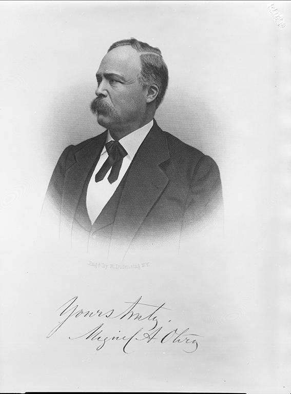 Miguel A. Otero