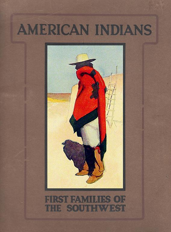 1920 Fred Harvey Company pamphlet