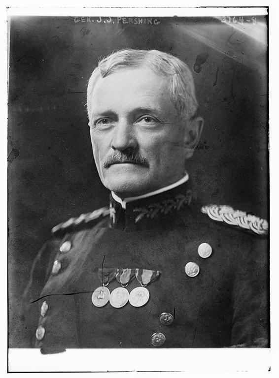 """General John J. """"Black Jack"""" Pershing"""