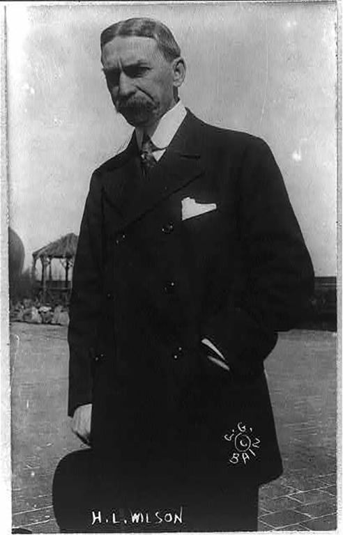 U.S. Ambassador, Henry Lane Wilson
