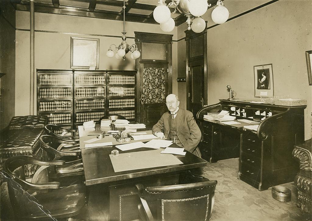 Governor William C. McDonald
