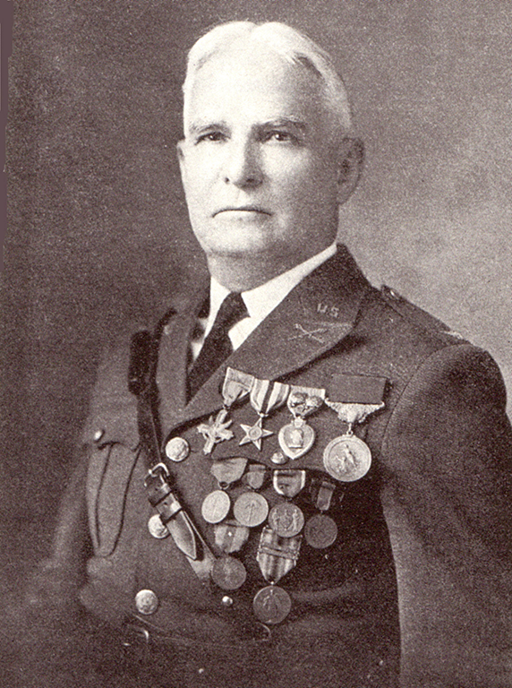 Colonel Frank Tompkins