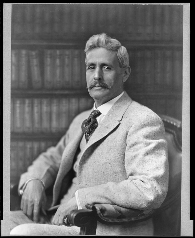 Governor Octaviano Larrazolo