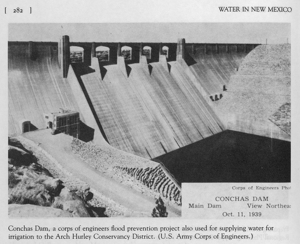 Conchas Dam