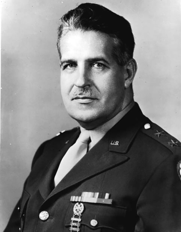 General Leslie Groves
