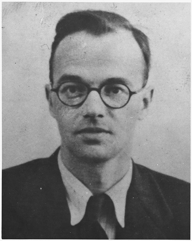 Theoretical physicist Klaus Fuchs