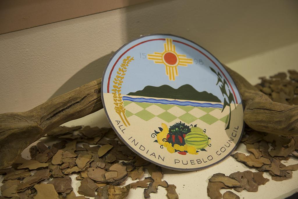All-Indian pueblo council logo